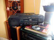 Sony Radio Stereo Kassete und
