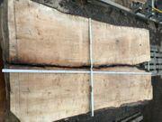 Ahorn Holz Bohle Tisch Epoxi