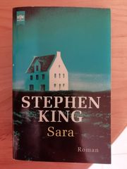 Sara - Stephen King - Softcover Roman