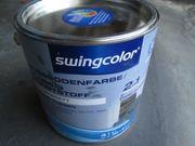 Fassadenfarbe Flüssig Kunststoff seidenmatt Swingcolor