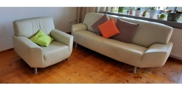 3 Sitzer Couch, 2 Sessel