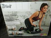 fitnesstrainer zum muskelaufbau neuwertig