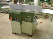 Abricht- Hobelmaschine SCM 2041