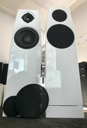 meroVinger Audio Hawkeye - High-End-Tower-Lautsprecher - AUSSTELLER