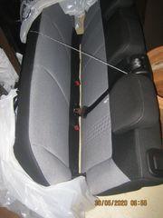 Neue Rücksitzbanksitze für Fiat Fiorino