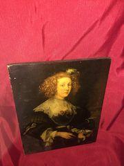 Bild Porträt von Maria de