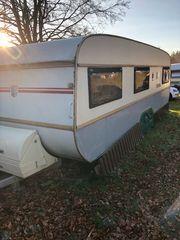 ich suche einen älteren Wohnwagen