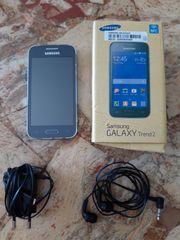 Samsung Smartphone Handy SM-G313 HN