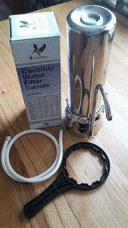 Doulton HCS Auftisch Trinkwasserfilter