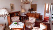 Stilvolles Wohnzimmer Chippendale