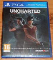 NEU für PS4 Uncharted The