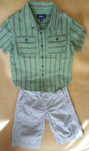 Jungen Hose shorts Bermudas Gr