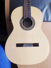 Spanische Konzertgitarre Prudencio Saez 12
