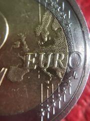 seltene 2 Euro Münze