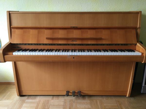 Sauter Marken-Klavier wenig gespielt guter