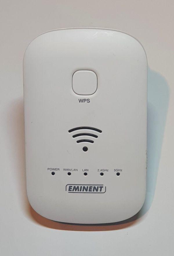 WiFi Repeater - Eminent EM4597 AC1200 Dual Band