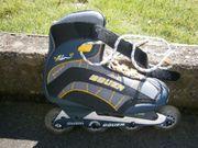 Inline-Skater von Bauer