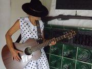 Western Gitarre Ibanez AC 240