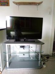 TV Möbel aus Glas