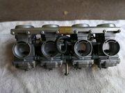 GSX 1100 S 2x Vergaserbatterie