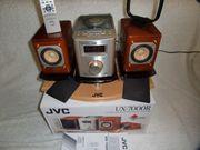 JVC Model No UX-7000R Ultra