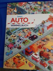 Kinderbuch Auto Wimmelbuch