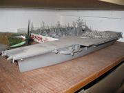 Schiffsmodelle - Plastikmodelle historischer Kriegsschiffe WWII
