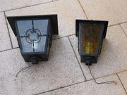 Lampenköpfe für Außen-Standlaternen