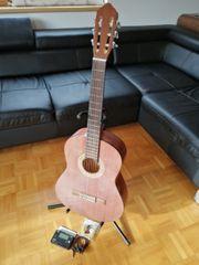Gitarre inkl Zubehör für Anfänger
