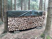 Brennholz Fichte frisch