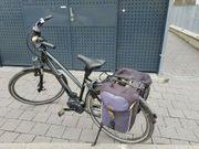 Pedelec E-Bike Elektrorad Riese und