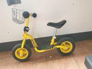 Puky Laufrad in gelb zu