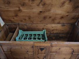 Stilmöbel, Bauernmöbel - Antike Tiroler Bauerntruhe