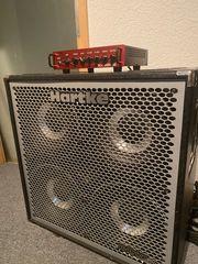Bassanlage Bass Amp Bass Box