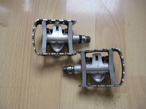 -Sport Klick Pedale-Shimano FD-M324 -Top