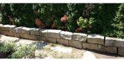 Granitsteine - Mauersteine 40x20x20cm