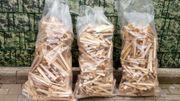 Feuerholz Anmachholz