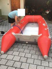 Schlauchboot Plastimo rot 3 40m