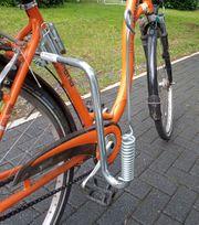 Springer Hundeleine-Führungsstange für das Fahrrad