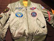 Kids Boeing Green Flight Jacket