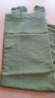Vorhang Kissenbezug