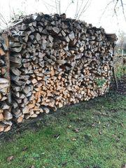 Brennholz Ofenholz Kaminholz trocken
