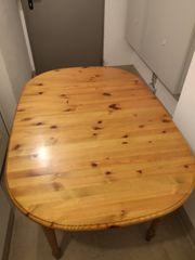 Esszimmer- Küchentisch mit 4 Stühlen