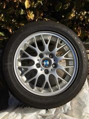 Winterreifen Alufelgen Original BMW 16