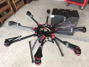 DJI Multirotor Oktokopter S1000 mit