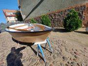 Neues Angelboot