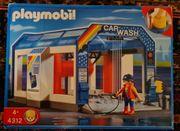 Playmobil 4312 Autowaschanlage