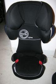 Cybex Kindersitz Solution X-fix 2