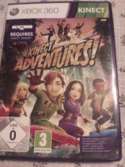 Kinect Adventures - XBox 360 Spiel -