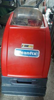 Gewerbliche Teppichreinigungsmaschine